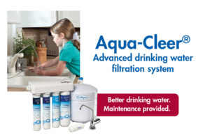 Aqua-Cleer Advanced Drinking Water Filtration System